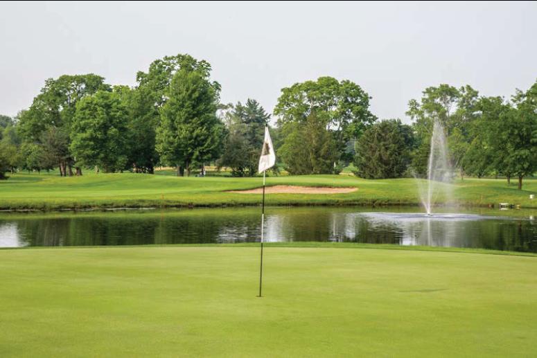 ALP Golf Benefit