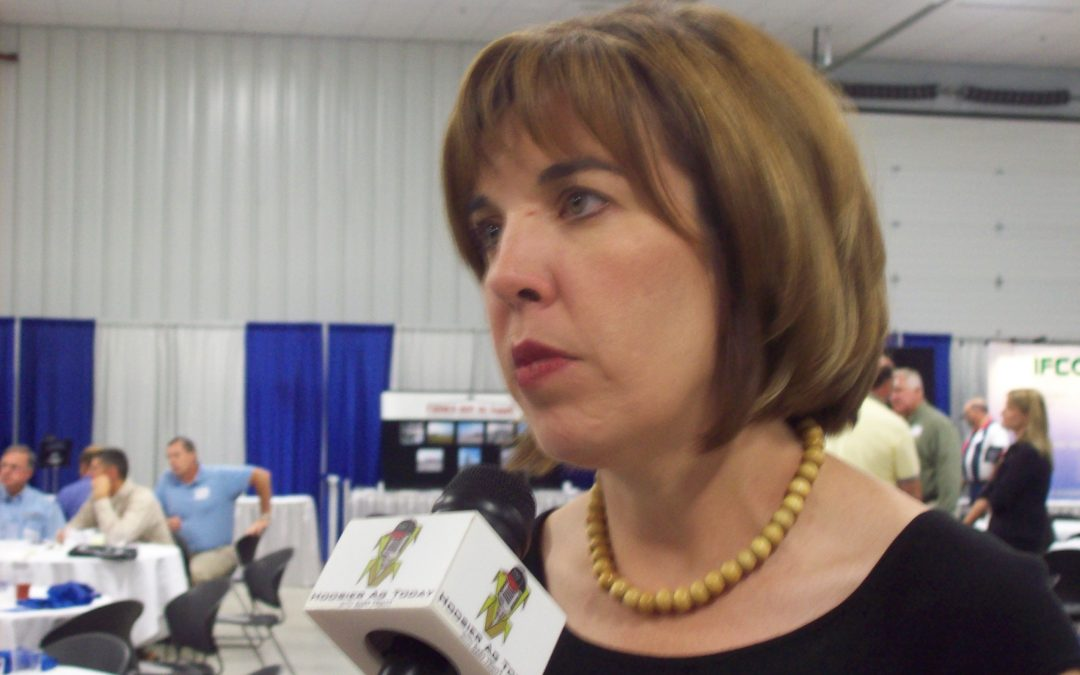 Alumnus Anne Hazlett transitions into the White House